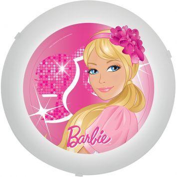 Plafon Barbie Bailarina Loira Flor 2lamp 145700007